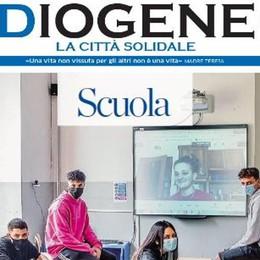Martedì Diogene  L'inserto del volontariato