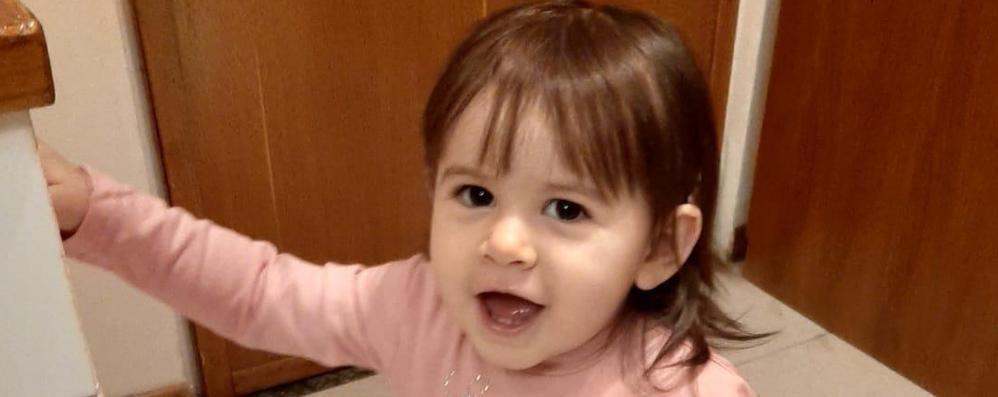 «Sharon, il nostro non è un addio  Fate donazioni alla pediatria»