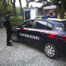 Tre minorenni arrestati dai carabinieri  Baby gang accusata di furti e danni