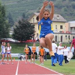 Un weekend a Rovellasca Di scena l'atletica giovanile