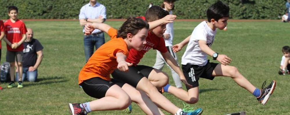 Atletica, un altro via libera Riparte l'attività dei Ragazzi