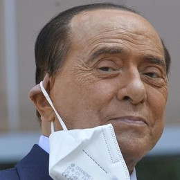 Berlusconi ammalato  e il rebus Forza Italia