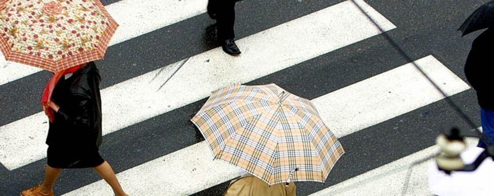 Como: godetevi il weekend  Da lunedì torna la pioggia