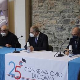 Conservatorio di Como  Un Festival per i 25 anni