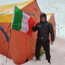 Da Nesso al campo base dell'Everest  «Questi ghiacciai fanno davvero paura»