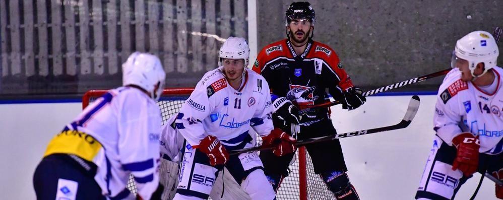 Hockey Como, ora è ufficiale Si è iscritto all'Italian League
