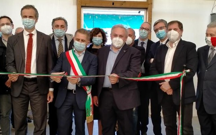 Hub di Mariano, slitta l'apertura  «Servono  altri  medici e infermieri»