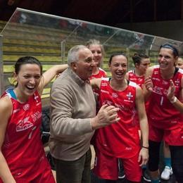 L'Albavilla e il Basket Como I pionieri della palla a spicchi