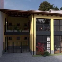 Penna Nera amplia la propria sede  Via alla raccolta fondi a Mariano