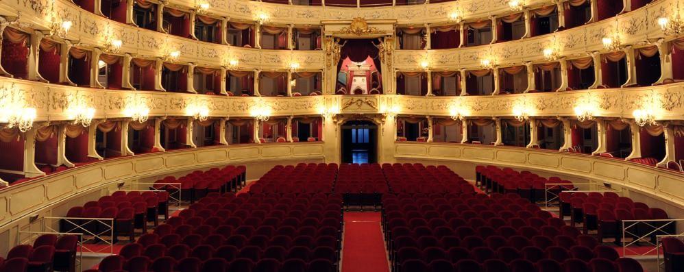 Sociale, mini stagione  Il teatro pronto a ripartire