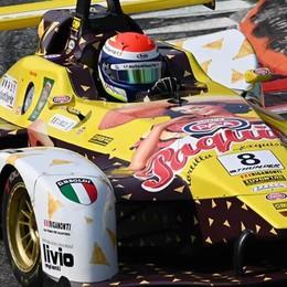 Uboldi scatenato a Monza Il migliore negli ultimi test
