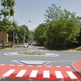 Via Giussani, sette mesi di lavori   La rotonda cancella il semaforo