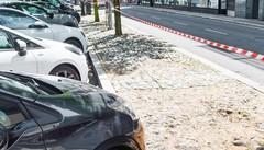 Viale Varese senza posti blu  Cantieri fino all'autunno
