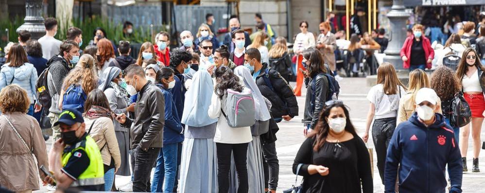 Covid in Lombardia  Niente effetto riaperture  Zona bianca dal 14 giugno?