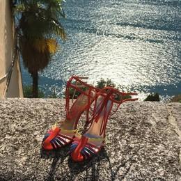 Ispirate ai passi di tango  Le calzature artigianali  con un cuore di Como