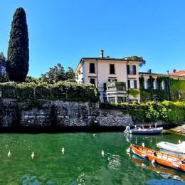 Laglio, finestre aperte e lavori  Clooney atteso a Villa Oleandra