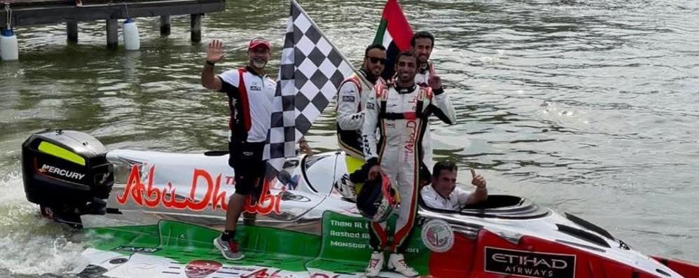Abbate jr torna e va sul podio Il team di Cappellini campione