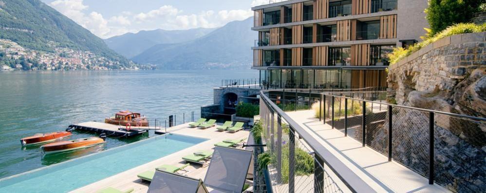 Cartier sceglie Como  e porta Monica Bellucci  Si riaccende il turismo