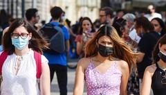 Como: è scoppiata l'estate  Traffico, gran caldo  e riecco i tuffi vietati