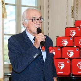 Defibrillatori in città e in provincia  I 140 apparecchi che ci salvano la vita