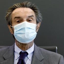 Fontana: «Mancano i vaccini  Rischio stop prenotazioni»