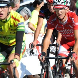 Giro e Tricolori Ju  Weekend di ciclismo