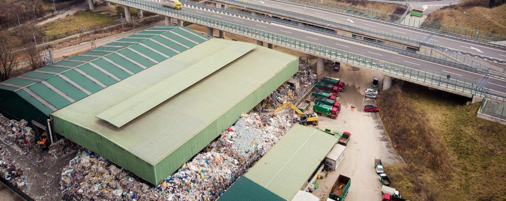 «Gli interessi della 'ndrangheta  dietro ai rifiuti a La Guzza»