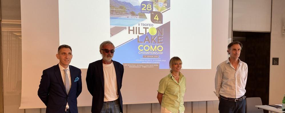 Hilton Lake Como Championship Centoquindici iscritti a Villa Olmo
