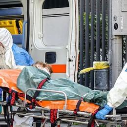 Il virus ha ucciso   174 comaschi al mese