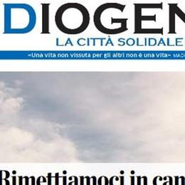 In cammino dopo la pandemia  Con La Provincia c'è Diogene