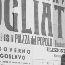 In Italia partito  che abbaia non morde