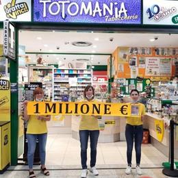 La fortuna a Mirabello  Vinto un milione al lotto