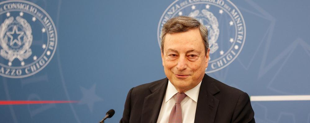 La statura di Draghi  fra trombi e tromboni