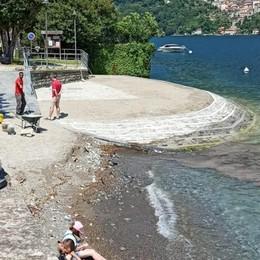 Laglio, aperta la riva del Tenciuu  Beffa: il lago non è balneabile