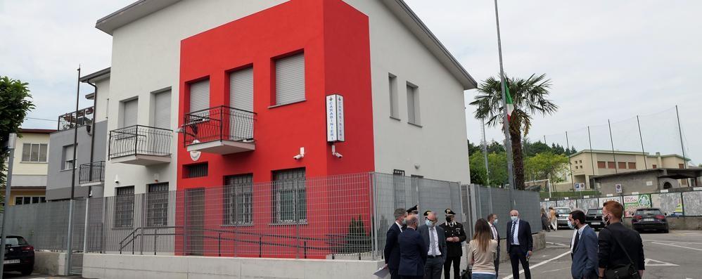 Lurago d'Erba, lavori finiti in caserma  I carabinieri tornano a casa dopo tre anni