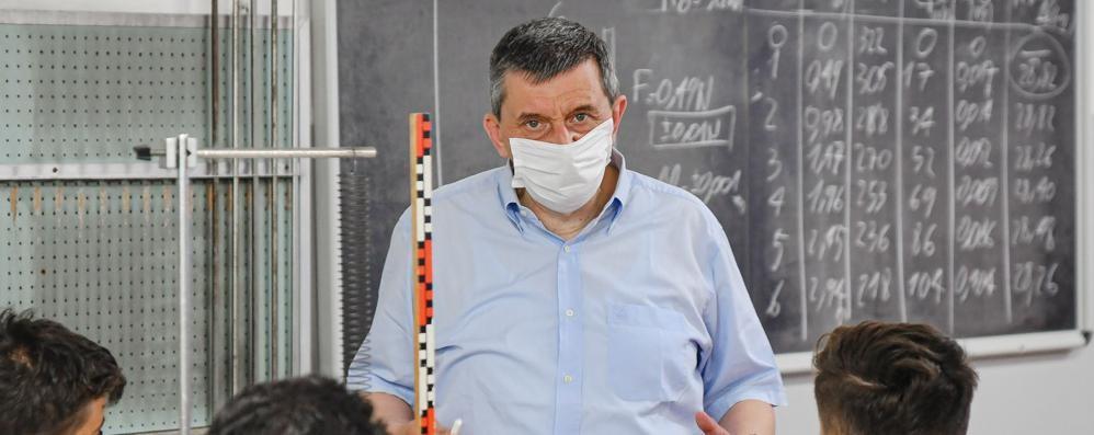 Magatti: «Sì al vaccino   obbligatorio per i docenti»