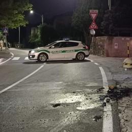 Motociclista ferito a Cantù  Alcol test, automobilista positiva