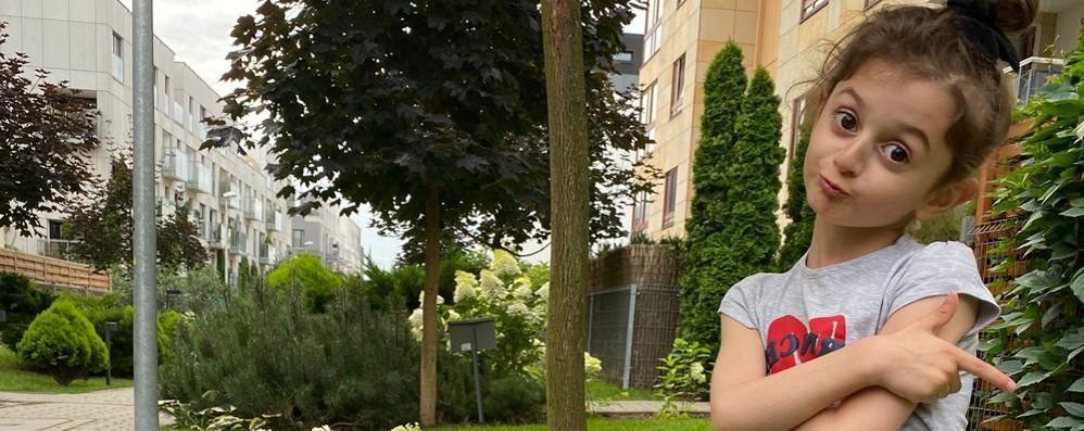 Nicole da Cantù a Varsavia  Domani il nuovo intervento