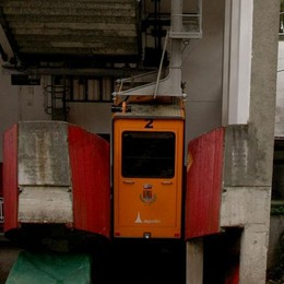 Pigra, lavori straordinari alla funivia  «Prima la sicurezza, poi l'apertura»