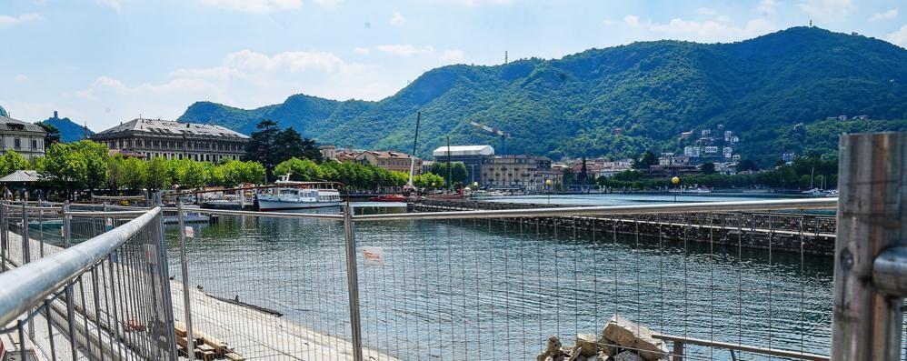 Porto, cantiere Csu da finire in 15 giorni   Ma non ci crede nemmeno il sindaco