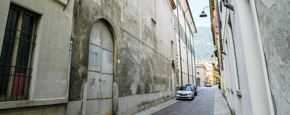 San Donnino, venduto l'ex carcere   Costa 1,2 milioni ma cade a pezzi