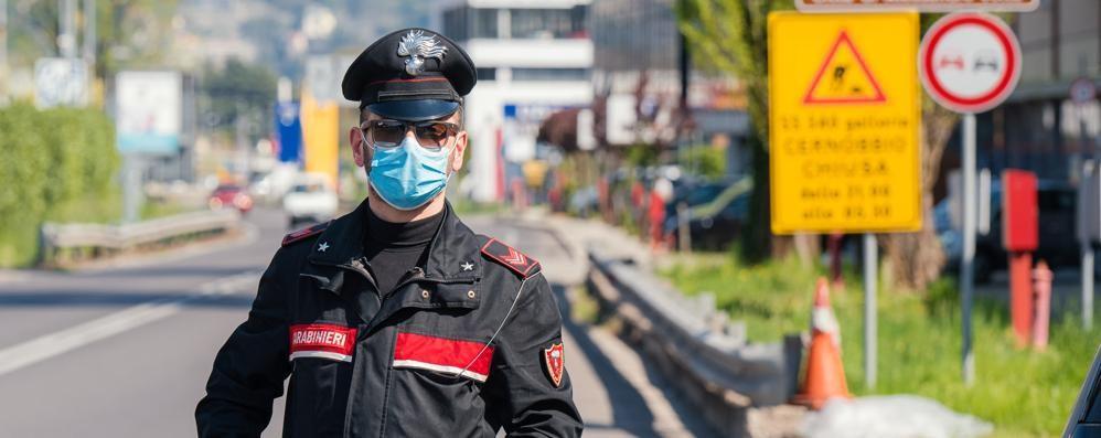 Tonnellate di rifiuti illeciti sepolti a Senna in un'area protetta  I carabinieri arrestano sei persone