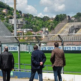 Uno stadio da appena 5.010 spettatori  E mancano i parcheggi per gli ospiti