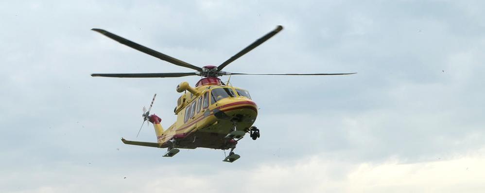 Valsolda: beve detergente, non gassosa  Ristoratore all'ospedale in elicottero