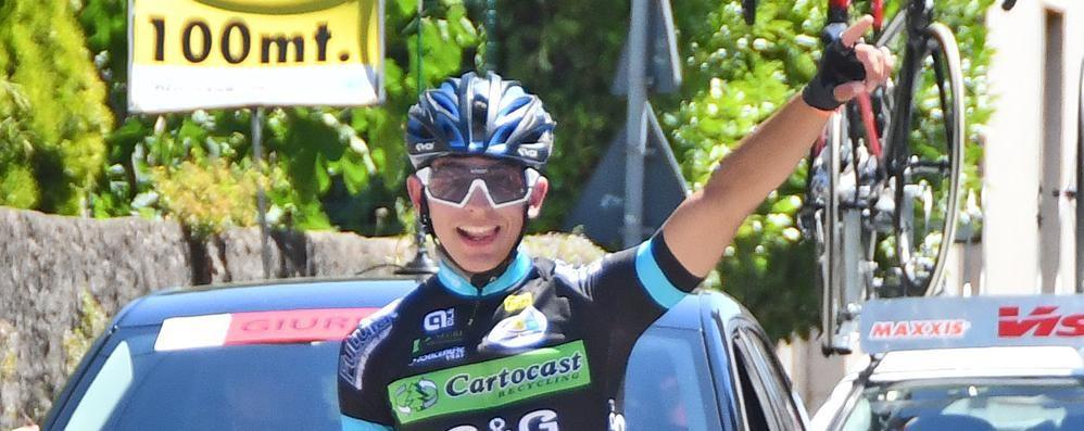 Via al Giro della Provincia  La prima tappa a Omati
