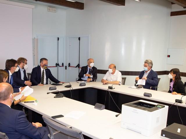 CRV - Primi passi per la costituzione dell'Intergruppo per la Federazione Europa
