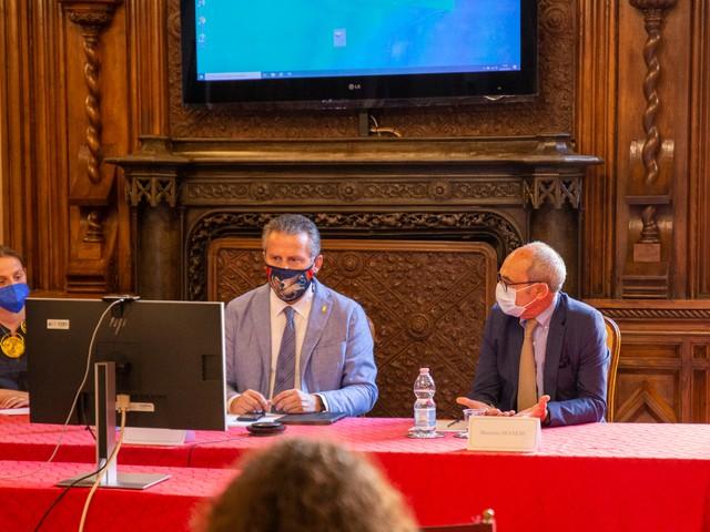 CRV - Presentato a palazzo Ferro Fini il Premio Francesco Saverio Pavone