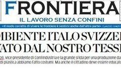 """Il tessile sostenibile  tra Como e il Canton Ticino  Con """"La Provincia"""" c'è """"Frontiera"""""""