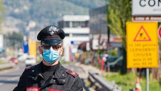 Litigi e maltrattamenti   Cacciato dai carabinieri