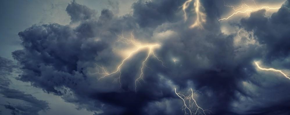 Mercoledì rischio nubifragi  Da giovedì un miglioramento